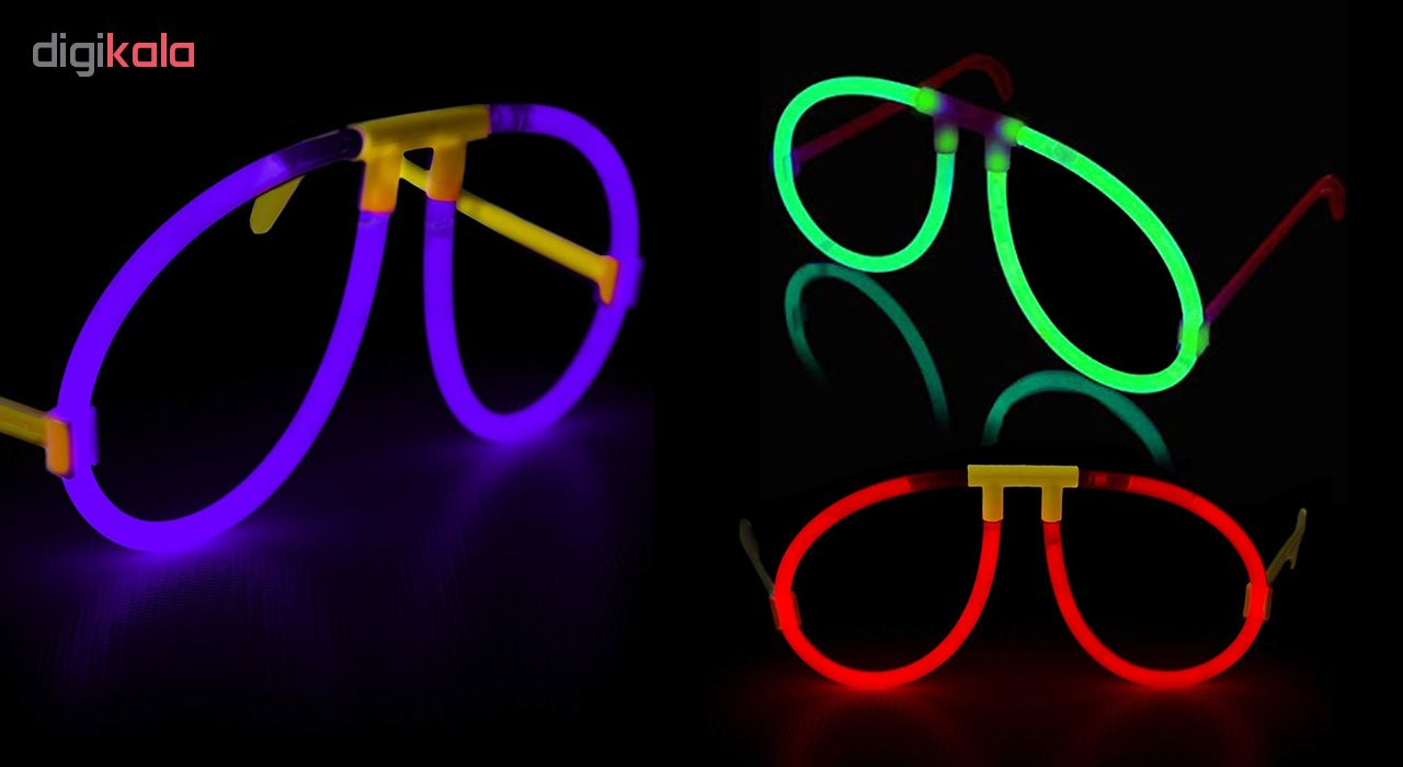 عینک شب تاب مدل Glow