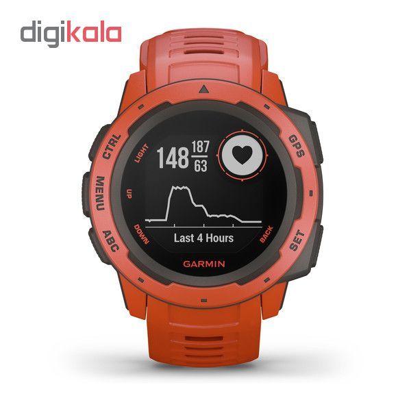 ساعت هوشمند گارمین مدل instinct main 1 5