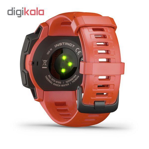 ساعت هوشمند گارمین مدل instinct main 1 8