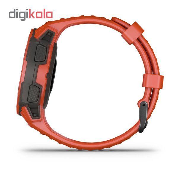 ساعت هوشمند گارمین مدل instinct main 1 9
