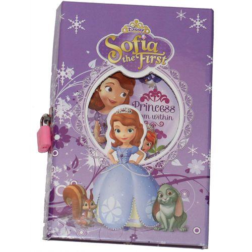 دفتر خاطرات به همراه خط کش طرح sofia
