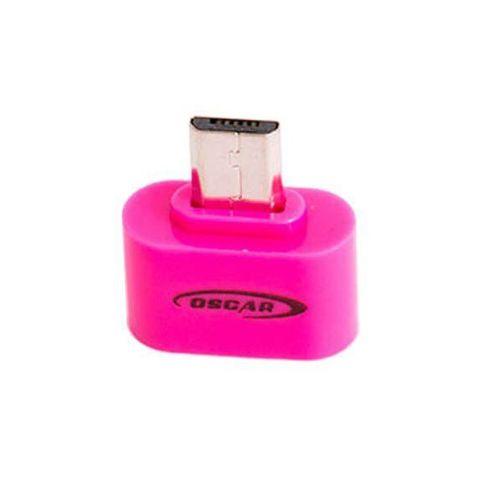 مبدل USB OTG به Micro USB اسکار مدل OS-TG01
