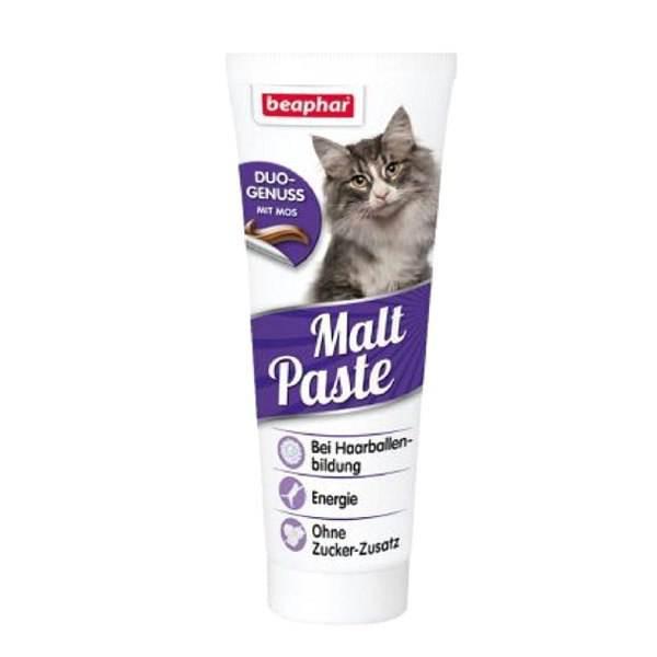 خمیر مالت گربه بیفار مدل Malt Paste وزن 100 گرم