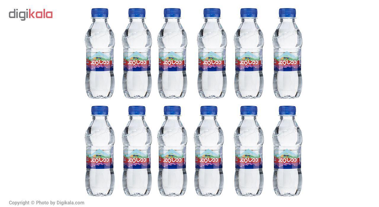آب آشامیدنی دماوند حجم 296 میلی لیتر بسته 12 عددی main 1 2
