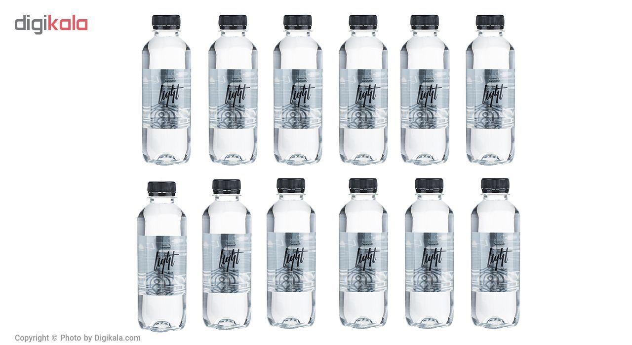 آب آشامیدنی لایت بلو حجم 350 میلی لیتر بسته 12 عددی main 1 1