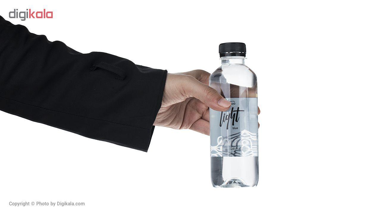 آب آشامیدنی لایت بلو حجم 350 میلی لیتر بسته 12 عددی main 1 2