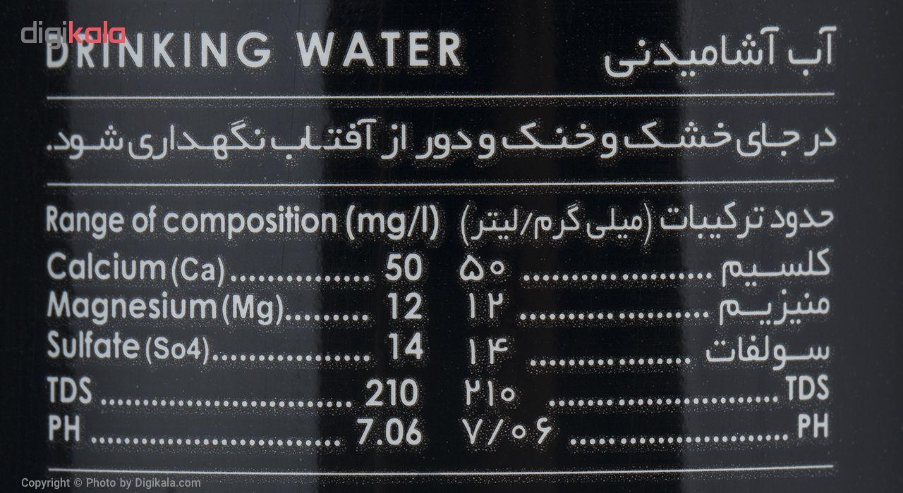 آب آشامیدنی لایت بلو حجم 350 میلی لیتر بسته 12 عددی main 1 4