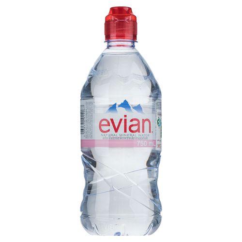 آب معدنی طبیعی اویان حجم 750 میلی لیتر