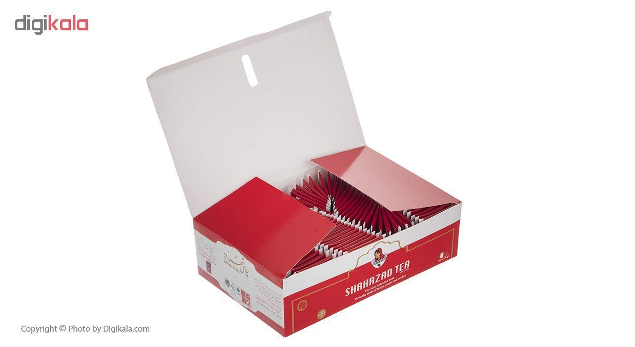 چای کیسه ای شهرزاد بسته 100 عددی main 1 3