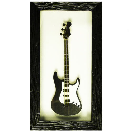 تابلو آراکس طرح گیتار برقی مدل 03