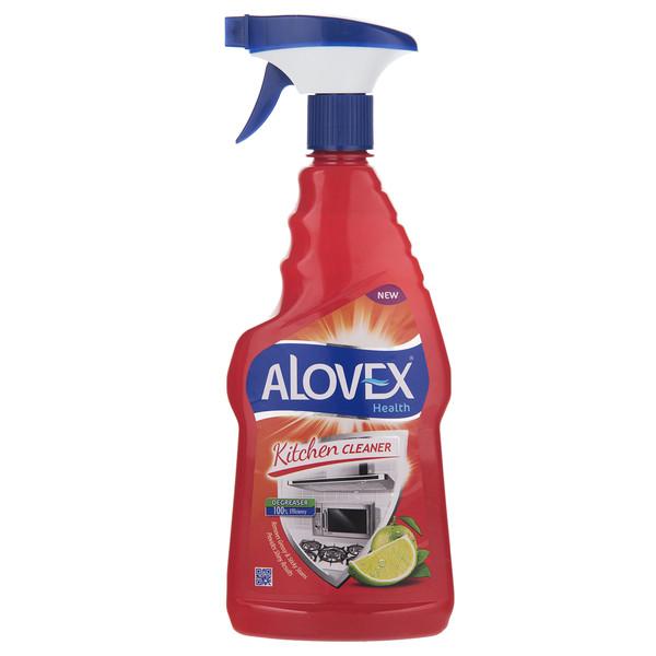 پاک کننده سطوح آشپزخانه آلوکس مدل Lemon حجم 700 میلی لیتر