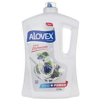 مایع ظرفشویی آلوکس مدل Shine مقدار 3750 گرم