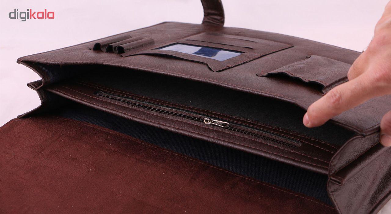 کیف اداری ماندگار مدل DF-2