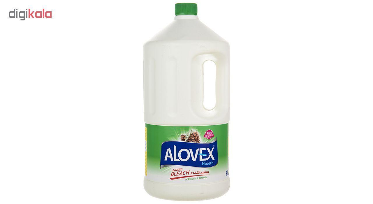 مایع سفید کننده آلوکس مدل Pine Breeze مقدار 4000 گرم main 1 2