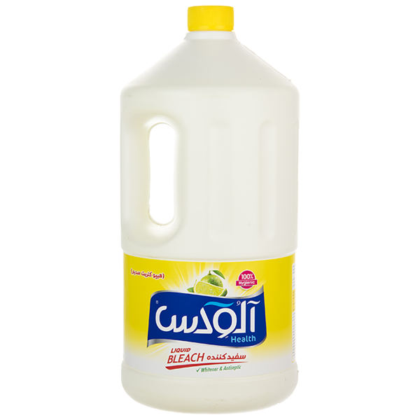 مایع سفید کننده آلوکس مدل Lemon مقدار 4000 گرم