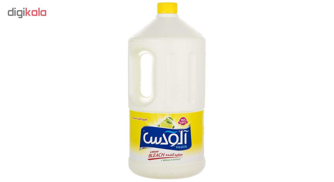 مایع سفید کننده آلوکس مدل Lemon مقدار 4000 گرم main 1 1