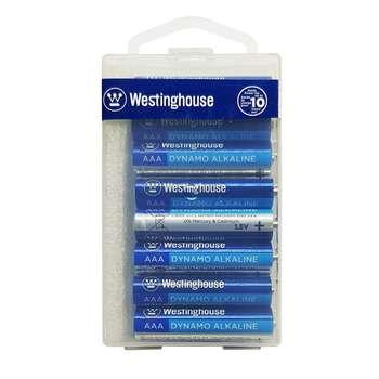 باتری نیم قلمی وستینگهاوس مدل Dynamo Alkaline  بسته 24 عددی