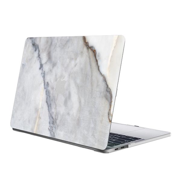 برچسب تزئینی توییجین و موییجین مدل Marble 36 مناسب برای مک بوک پرو 15 اینچ