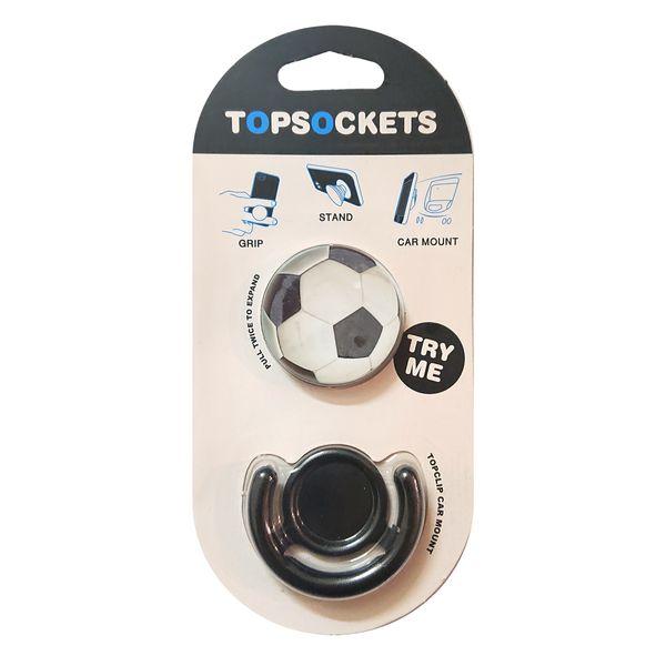 پایه نگهدارنده گوشی موبایل پاپ سوکت مدل تاپ سوکت 104