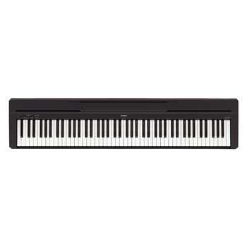 پیانو دیجیتال یاماها مدل P-45 B | Yamaha P-45 B Digital Piano