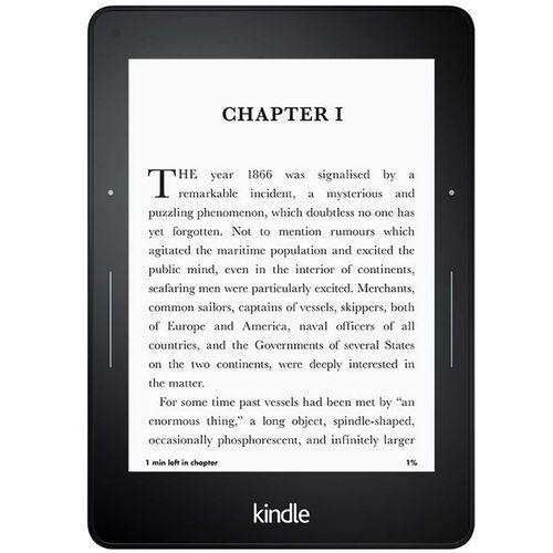 کتابخوان آمازون کیندل وویج نسل هفتم - ظرفیت 4 گیگابایت