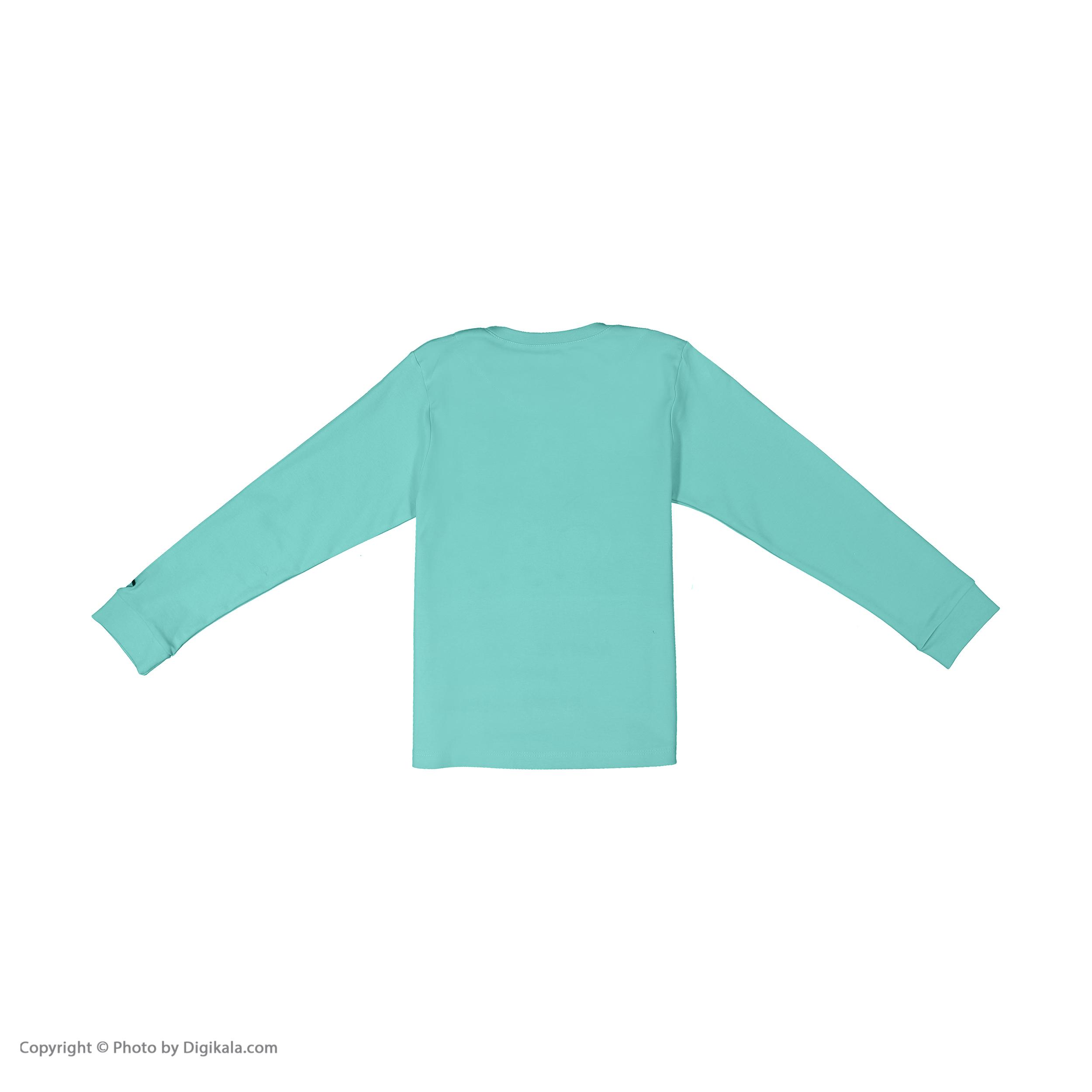 ست تی شرت و شلوار دخترانه مادر مدل 303-54 main 1 5