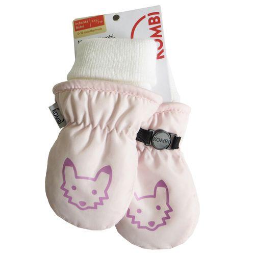 دستکش نوزادی دخترانه کامبی کد 6712