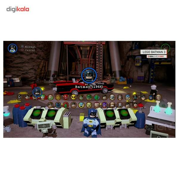 بازی کامپیوتری Lego Batman 3 Beyond Gotham main 1 6