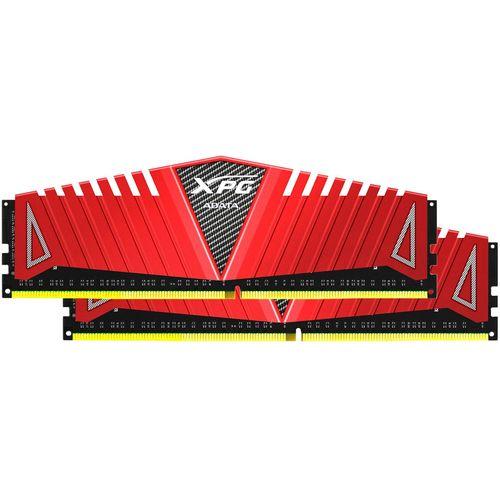 رم دسکتاپ DDR4 دو کاناله 2400 مگاهرتز CL16 ای دیتا مدل XPG Z1 ظرفیت 8 گیگابایت
