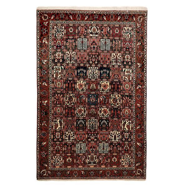 فرش دستبافت شش و نیم متری کد H1648