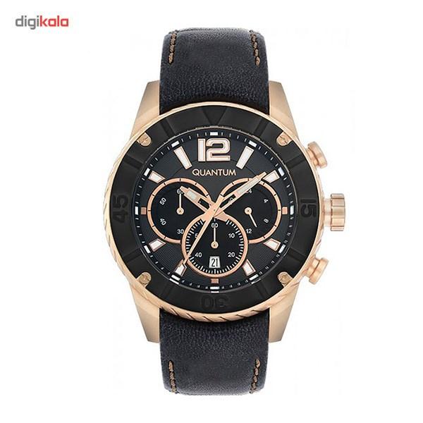 خرید ساعت مچی عقربه ای مردانه کوانتوم مدل PWG359.81