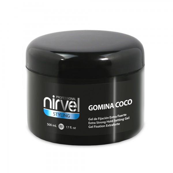ژل مو نیرول مدل  gomina coco   حجم 500 میلی لیتر