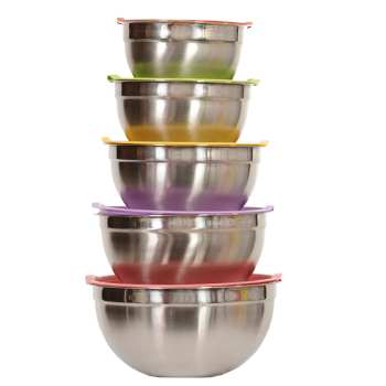 لگن آشپزخانه مدل TD5مجموعه 5 عددی