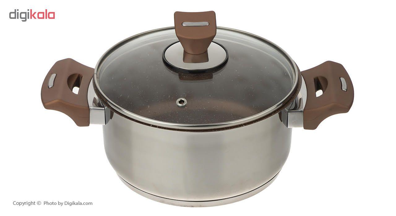سرویس پخت و پز 8 پارچه مدل PSD