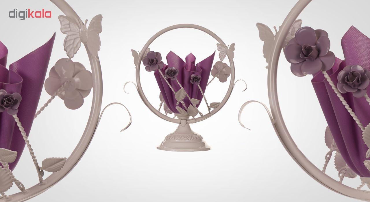 آباژور رومیزی فورژسازان مدل پریا