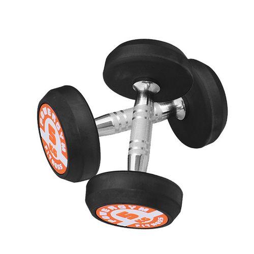 دمبل پاورجیم مدل 2018 وزن 5 کیلوگرمی بسته 2 عددی