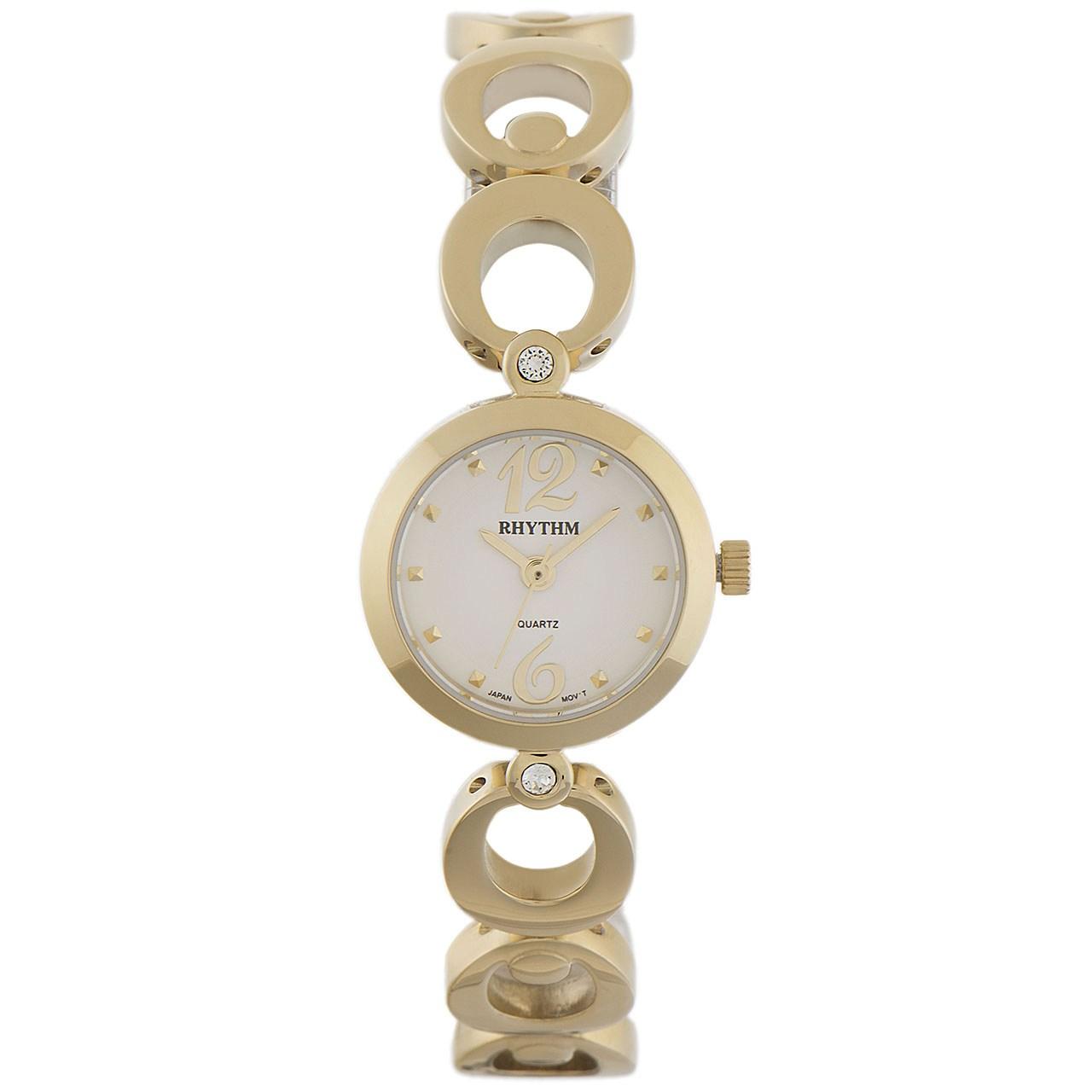 ساعت مچی عقربهای زنانه ریتم مدل OL1505S-05