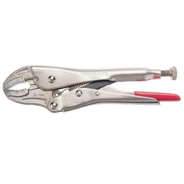 انبر قفلی توسن مدل T2011-5 سایز 5 اینچ