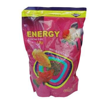 غذا خشک ماهی انرژی مدل فلوتینگ مقدار 1 کیلوگرم