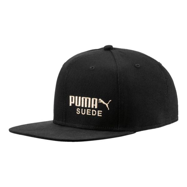 کلاه کپ مردانه پوما مدل Suede Archive کد 021489-01
