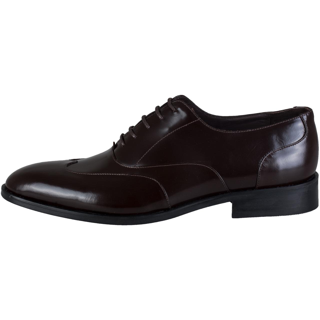 کفش مردانه رسا چرم کد 149