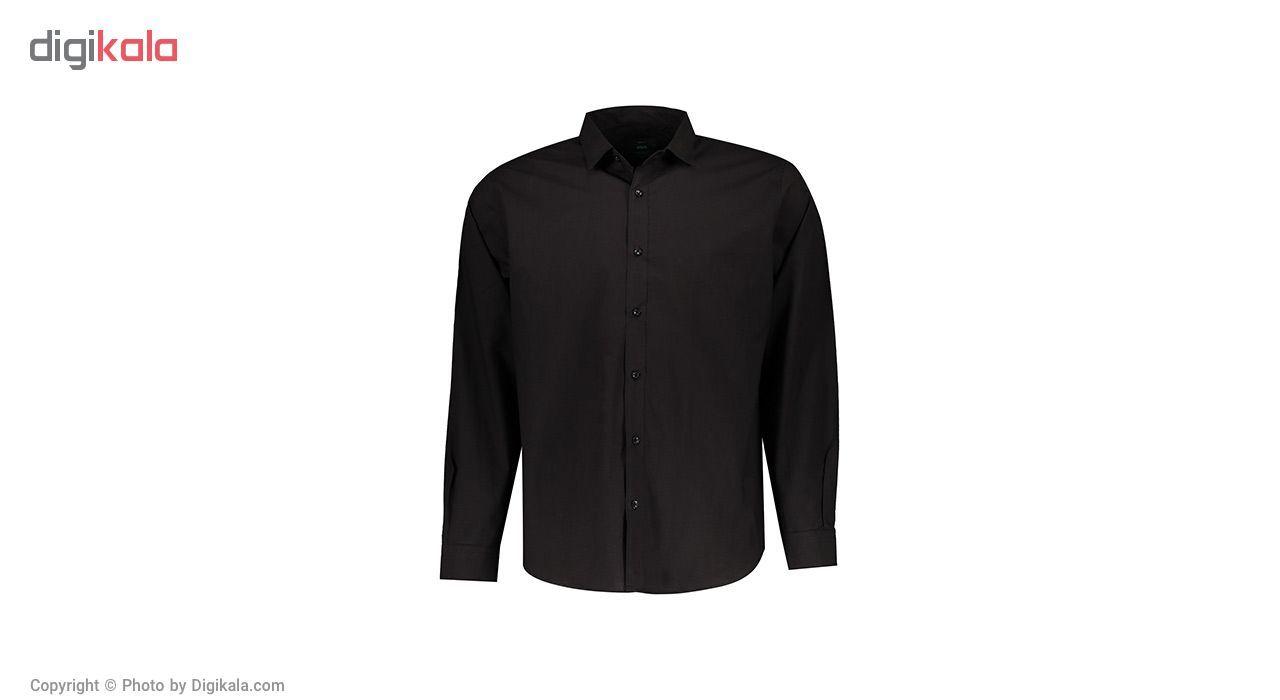 پیراهن مردانه آر ان اس مدل 120004-99 - آر اِن اِس -  - 1