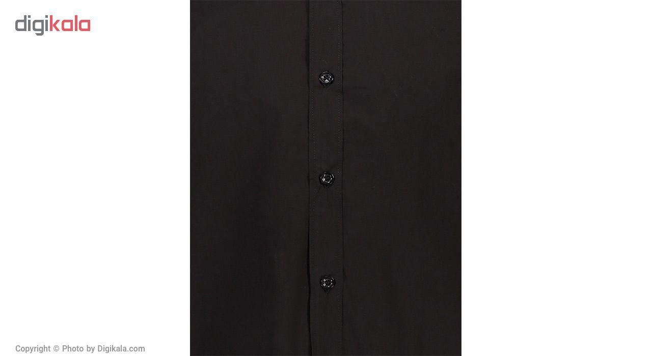 پیراهن مردانه آر ان اس مدل 120004-99 - آر اِن اِس -  - 4