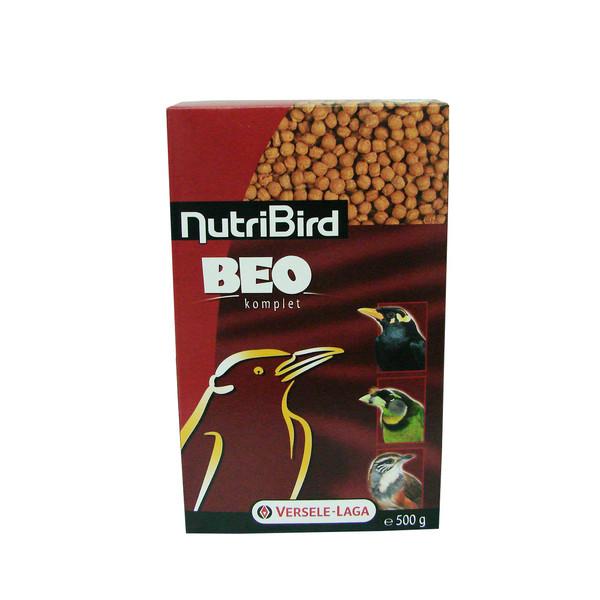 غذای خشک پرنده ورسلاگا مدل پلت مخصوص مینا مقدار 500 گرم