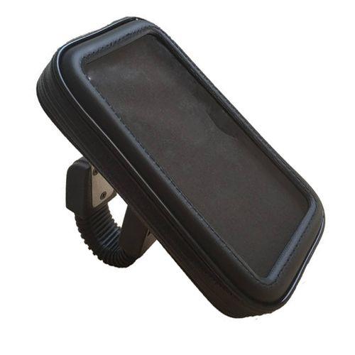 پایه نگهدارنده گوشی موبایل مدل BIC مناسب برای موتورسیکلت