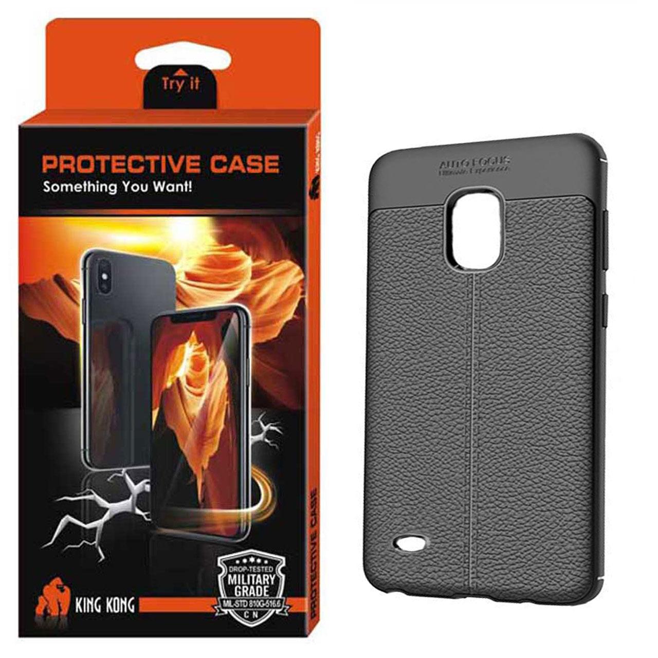 کاور اتوفوکوس مدل Protective Case مناسب برای گوشی موبایل سامسونگ Galaxy Note 4