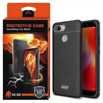 کاور اتوفوکوس مدل Protective Case مناسب برای گوشی موبایل Xiaomi Redmi 6