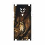 برچسب پوششی ماهوت مدل Owl-FullSkin مناسب برای گوشی موبایل شیائومی Redmi Note 9