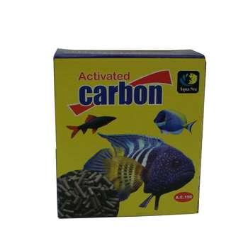زغال اکتیو آکواریوم آکوا سی کد 015 مقدار 150 گرم