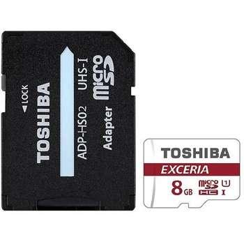 | Toshiba 32GB Exceria M301 microSDHC USH-I Class10 Memory Card